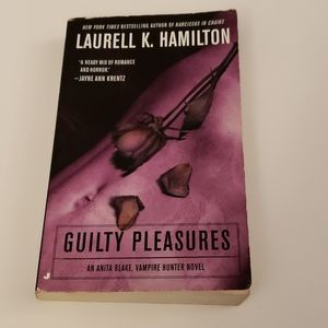 📚 5 for $20 Laurell K. Hamilton, Guilty Pleasures